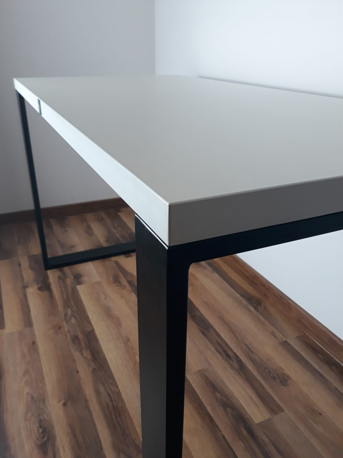 nowoczesne biurko loft firmy krl wooden art