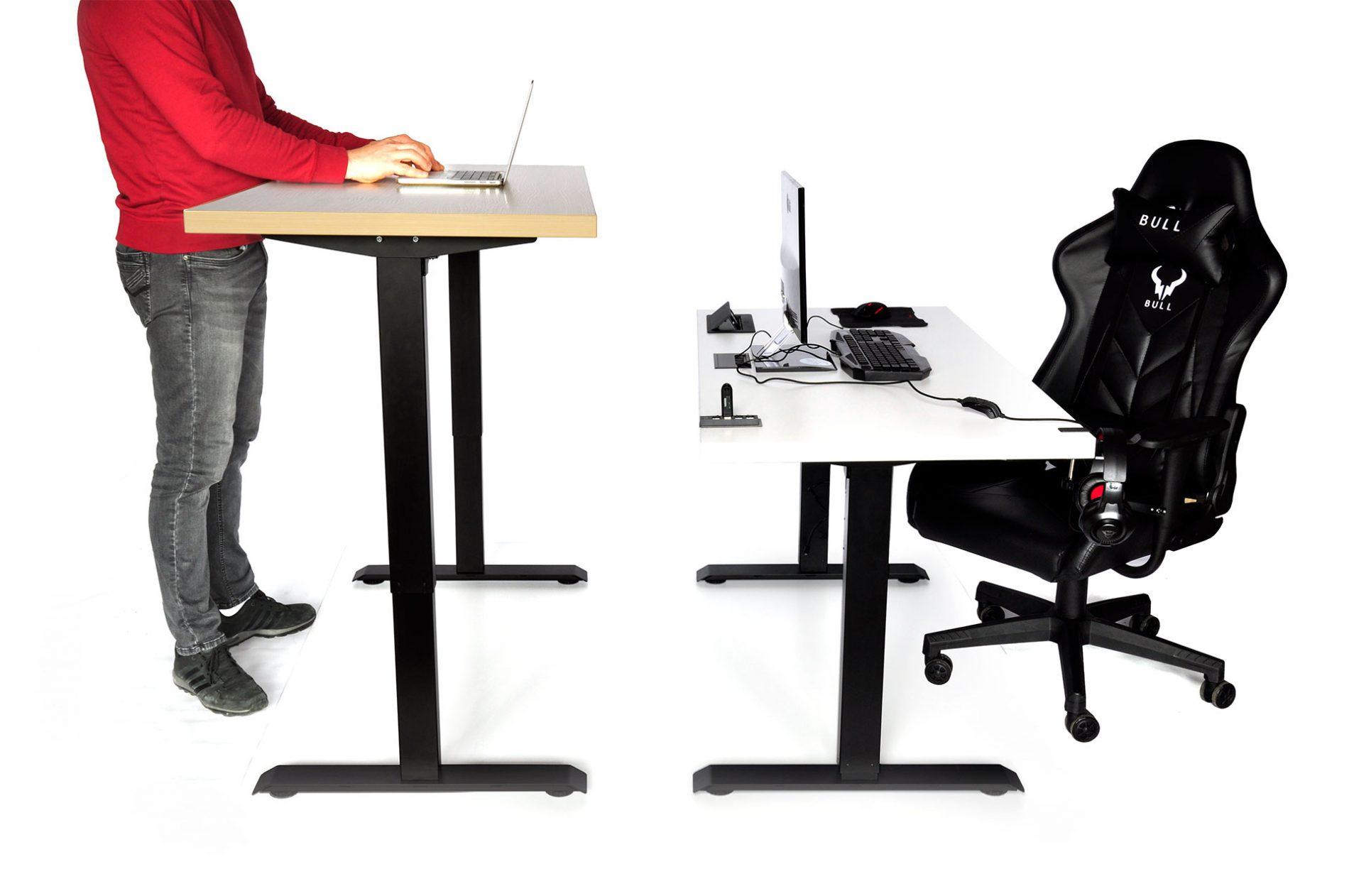 biurka elektryczne biurko elektryczne gamingowe