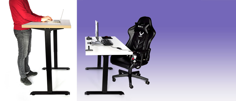 biurko gamingowe pro electro