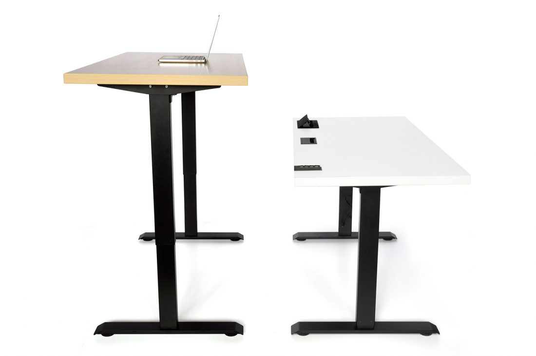 biurko elektrycznie regulowane firmy krl