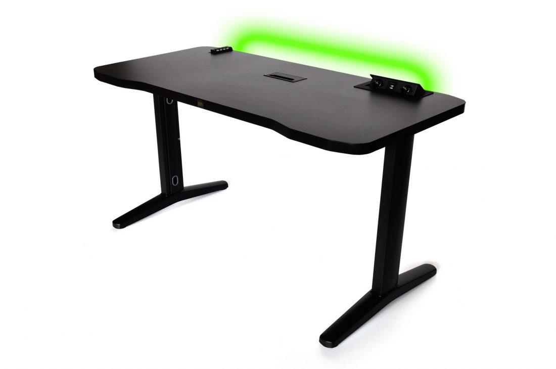 biurko gamingowe pro masters black