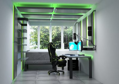 gaming room krl
